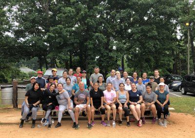 Kickball Tournament Offsite